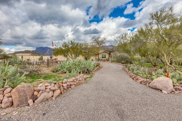 10616 E Baseline Avenue, Gold Canyon, AZ 85118 (MLS #5885961) :: Realty Executives