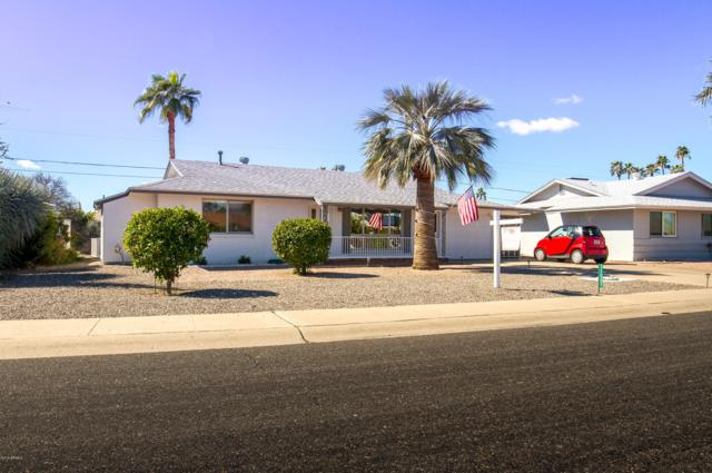 11007 W Connecticut Avenue, Sun City, AZ 85351 (MLS #5886104) :: Brett Tanner Home Selling Team