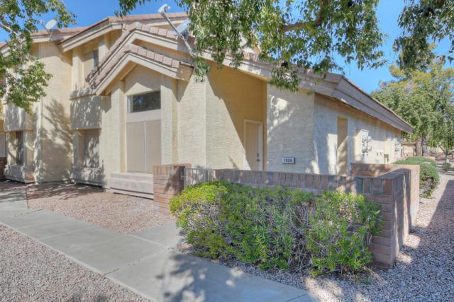 2201 N Comanche Drive #1026, Chandler, AZ 85224 (MLS #5886112) :: The Kenny Klaus Team