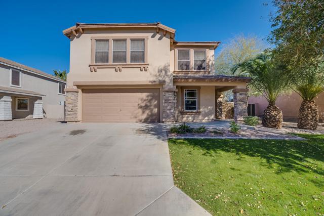 10514 E Olla Avenue, Mesa, AZ 85212 (MLS #5886113) :: Keller Williams Realty Phoenix