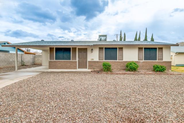 1865 W Decatur Street, Mesa, AZ 85201 (MLS #5886185) :: Yost Realty Group at RE/MAX Casa Grande