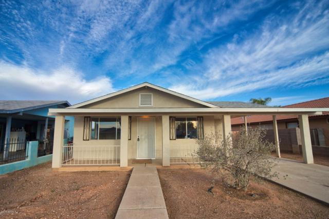 54 N Cameron Avenue, Casa Grande, AZ 85122 (MLS #5886234) :: Yost Realty Group at RE/MAX Casa Grande