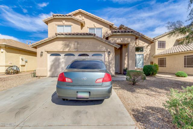 3412 W Yellow Peak Drive, Queen Creek, AZ 85142 (MLS #5886237) :: Realty Executives