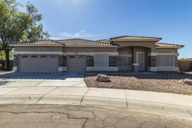 8235 S 34TH Lane, Laveen, AZ 85339 (MLS #5886273) :: Kelly Cook Real Estate Group