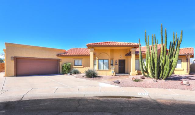 1801 N Briarcliff Road, Casa Grande, AZ 85122 (MLS #5886360) :: Yost Realty Group at RE/MAX Casa Grande