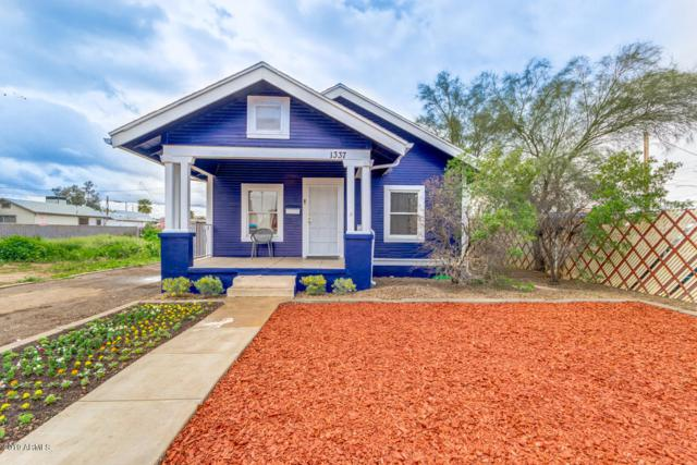 1337 W Fillmore Street, Phoenix, AZ 85007 (MLS #5886370) :: Keller Williams Realty Phoenix