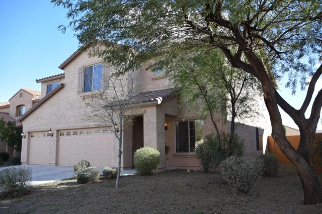25973 W Ross Avenue, Buckeye, AZ 85396 (MLS #5886396) :: Yost Realty Group at RE/MAX Casa Grande