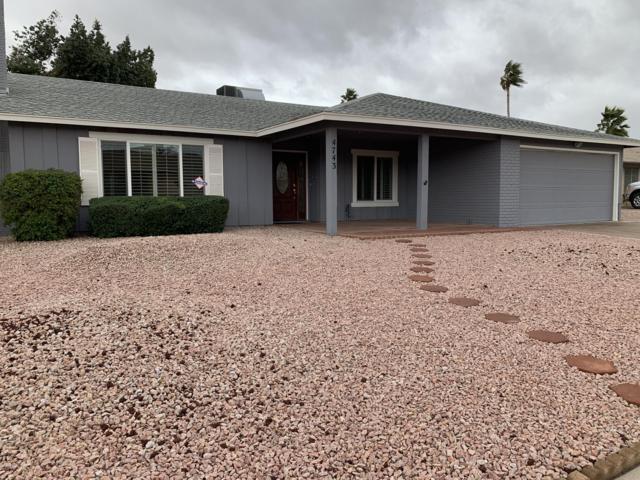 4743 E Ahwatukee Drive, Phoenix, AZ 85044 (MLS #5886402) :: Relevate   Phoenix