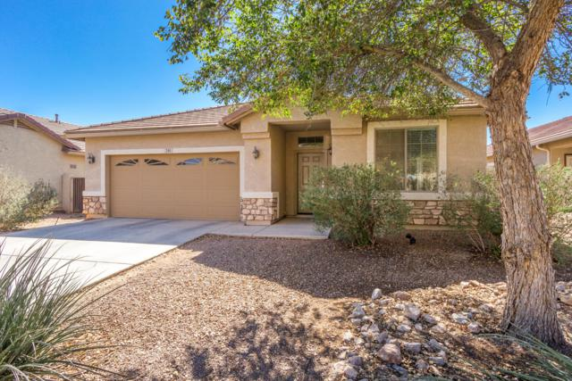 241 W Atlantic Drive, Casa Grande, AZ 85122 (MLS #5886439) :: Yost Realty Group at RE/MAX Casa Grande
