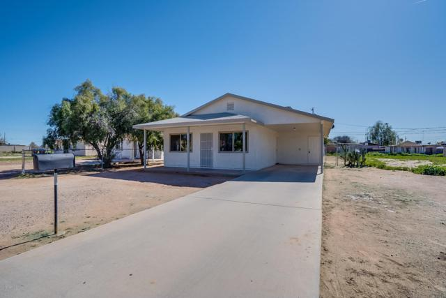 111 W Lincoln Avenue, Coolidge, AZ 85128 (MLS #5886469) :: Yost Realty Group at RE/MAX Casa Grande