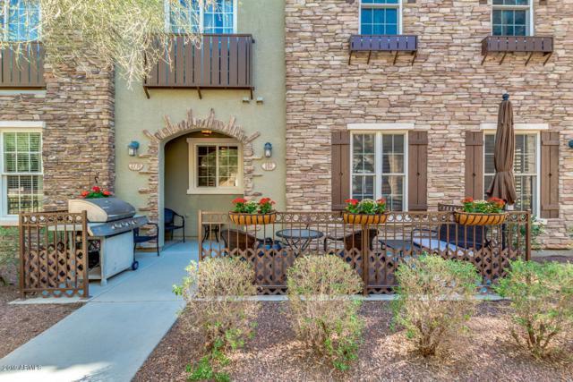 2770 S Pewter Drive #102, Gilbert, AZ 85295 (MLS #5886483) :: Realty Executives