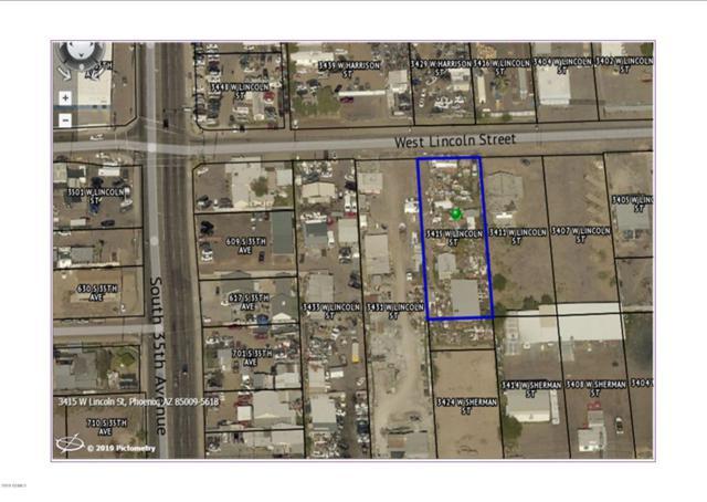 3415 W Lincoln Street #1, Phoenix, AZ 85009 (MLS #5886494) :: The Kenny Klaus Team