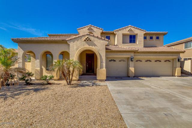 4132 S Adelle Street, Mesa, AZ 85212 (MLS #5886554) :: The Garcia Group