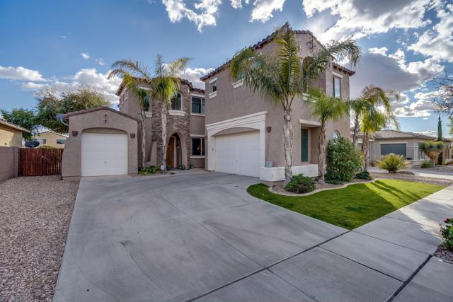 709 E La Costa Drive, Chandler, AZ 85249 (MLS #5886563) :: The Kenny Klaus Team