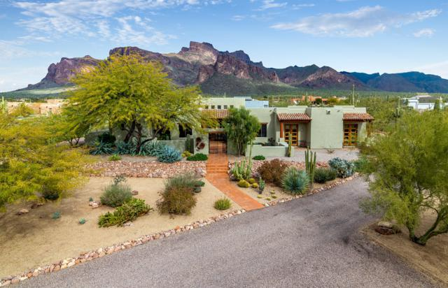 533 N Sunset Road, Apache Junction, AZ 85119 (MLS #5886592) :: The Bill and Cindy Flowers Team