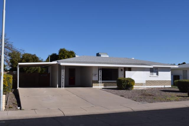 5634 E Des Moines Street, Mesa, AZ 85205 (MLS #5886604) :: Lucido Agency