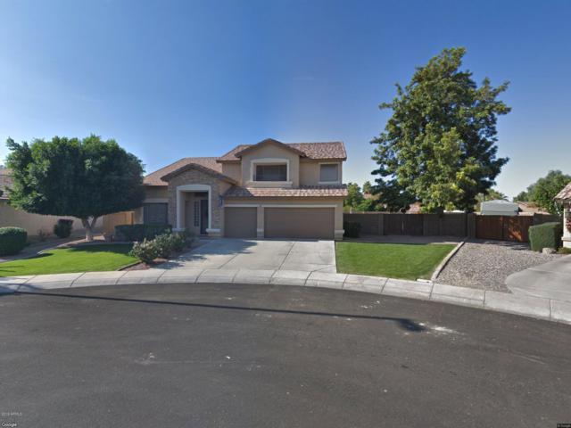 1824 S Arco Drive, Gilbert, AZ 85295 (MLS #5886624) :: Yost Realty Group at RE/MAX Casa Grande
