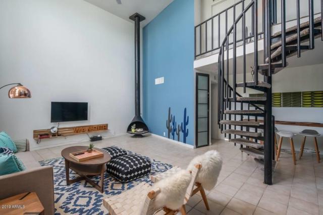 385 W Pierson Street A2, Phoenix, AZ 85013 (MLS #5886653) :: Phoenix Property Group