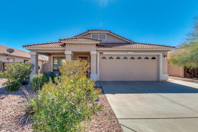 10321 E Caballero Street, Mesa, AZ 85207 (MLS #5886689) :: Realty Executives