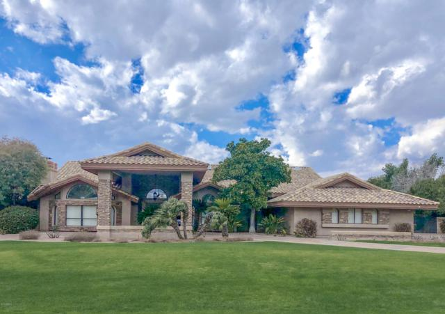 9160 N 64TH Place, Paradise Valley, AZ 85253 (MLS #5886692) :: Kelly Cook Real Estate Group