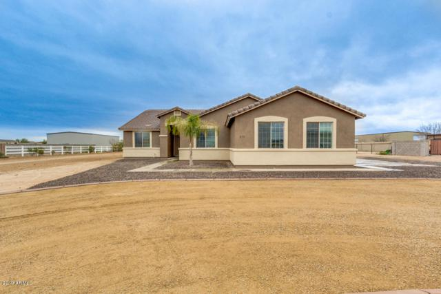 375 W Moon Dust Trail, San Tan Valley, AZ 85143 (MLS #5886713) :: The Wehner Group
