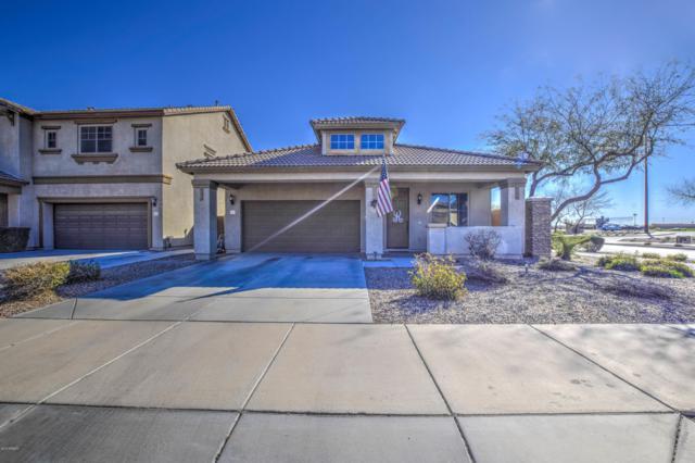 21937 S 214TH Street, Queen Creek, AZ 85142 (MLS #5886720) :: The Kenny Klaus Team