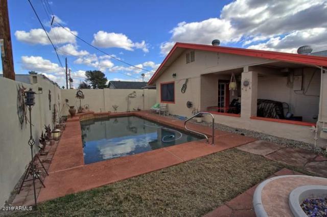 922 E Campus Drive, Tempe, AZ 85282 (MLS #5886753) :: Lifestyle Partners Team