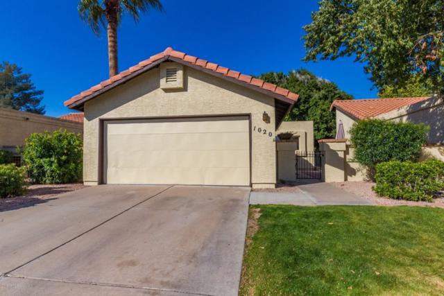 1020 S 21ST Street, Mesa, AZ 85204 (MLS #5886763) :: The Kenny Klaus Team