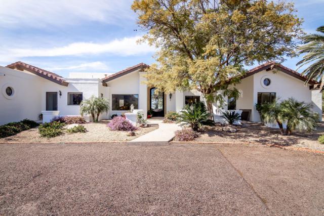 6530 N Mountain View Drive, Paradise Valley, AZ 85253 (MLS #5886828) :: The Kenny Klaus Team