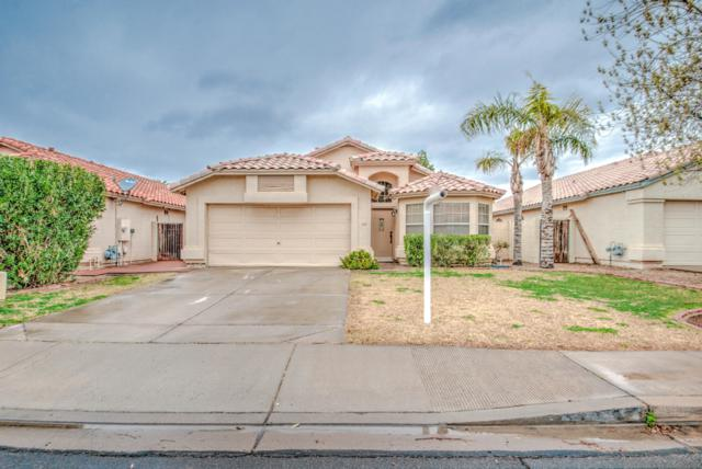 3848 E Harvard Avenue, Gilbert, AZ 85234 (MLS #5886836) :: The Kenny Klaus Team
