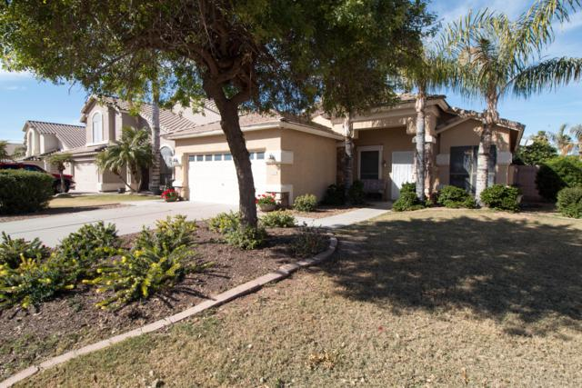 3930 E Lexington Avenue, Gilbert, AZ 85234 (MLS #5886837) :: The Kenny Klaus Team