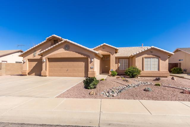 112 N Kimberly Drive, Casa Grande, AZ 85122 (MLS #5886895) :: Yost Realty Group at RE/MAX Casa Grande