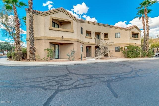 1287 N Alma School Road #130, Chandler, AZ 85224 (MLS #5886921) :: Occasio Realty
