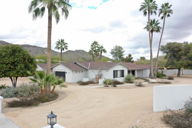 6517 N 60TH Street, Paradise Valley, AZ 85253 (MLS #5886956) :: Kelly Cook Real Estate Group