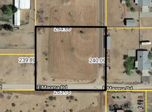 000 E Magma Road, Florence, AZ 85132 (MLS #5886994) :: Yost Realty Group at RE/MAX Casa Grande