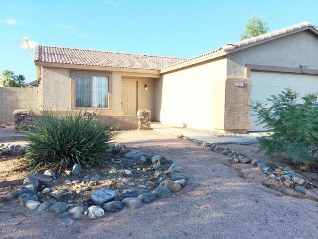 804 E Long Avenue, Buckeye, AZ 85326 (MLS #5887054) :: The Results Group