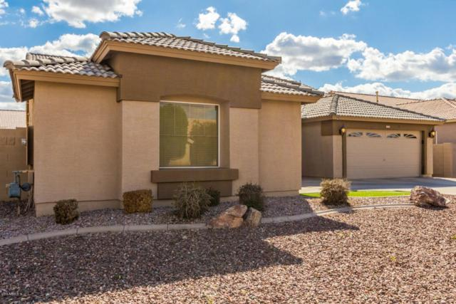 2765 E Michelle Way, Gilbert, AZ 85234 (MLS #5887063) :: CANAM Realty Group