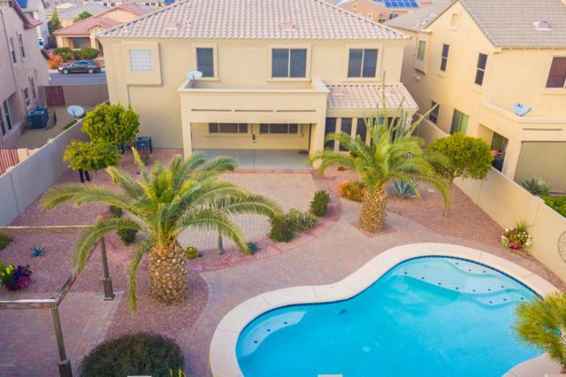 41123 W Coltin Way, Maricopa, AZ 85138 (MLS #5887091) :: CANAM Realty Group