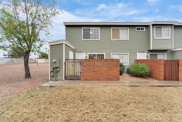 2301 E University Drive #490, Mesa, AZ 85213 (MLS #5887099) :: Occasio Realty