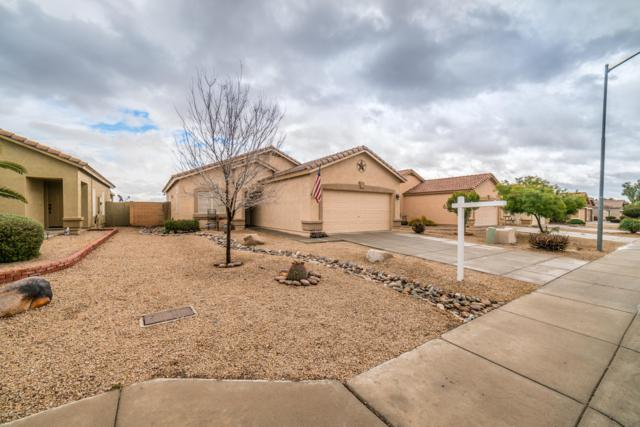 15353 N 153RD Drive, Surprise, AZ 85379 (MLS #5887203) :: Lifestyle Partners Team