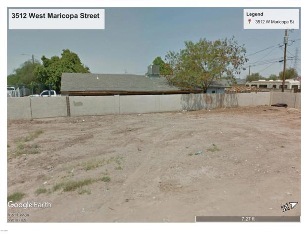 3512 W Maricopa Street, Phoenix, AZ 85009 (MLS #5887215) :: Gilbert Arizona Realty