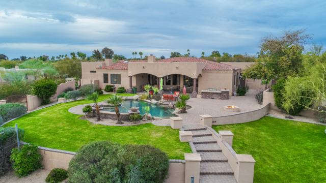 8543 E Via Montoya, Scottsdale, AZ 85255 (MLS #5887243) :: Lifestyle Partners Team