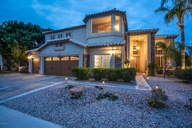 1236 W Edgewater Drive, Gilbert, AZ 85233 (MLS #5887260) :: CANAM Realty Group