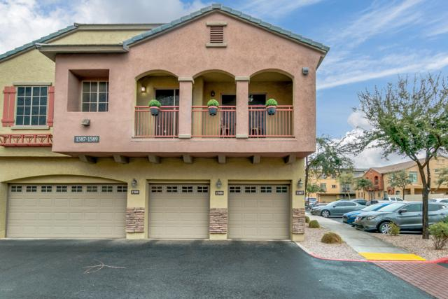 2402 E 5TH Street #1587, Tempe, AZ 85281 (MLS #5887270) :: The Bill and Cindy Flowers Team