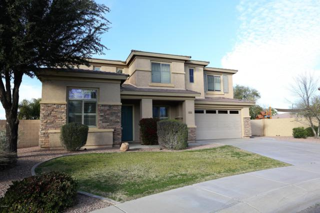 1442 E Bluebird Drive, Gilbert, AZ 85297 (MLS #5887282) :: Homehelper Consultants