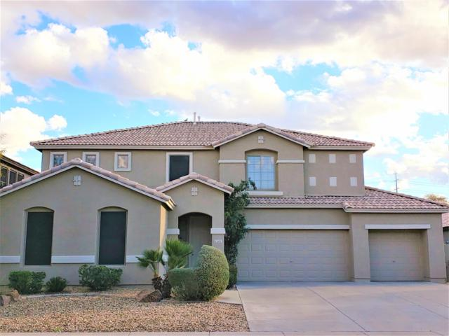 1691 E Redwood Place, Chandler, AZ 85286 (MLS #5887289) :: Homehelper Consultants
