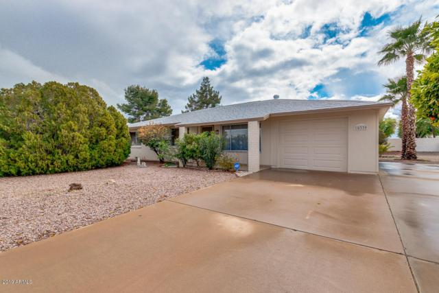 10339 W Carob Drive, Sun City, AZ 85373 (MLS #5887303) :: Brett Tanner Home Selling Team