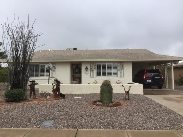 819 Leisure World, Mesa, AZ 85206 (MLS #5887334) :: Homehelper Consultants