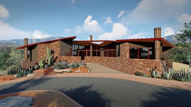 25 Sandstone Drive, Sedona, AZ 86336 (MLS #5887355) :: Kortright Group - West USA Realty