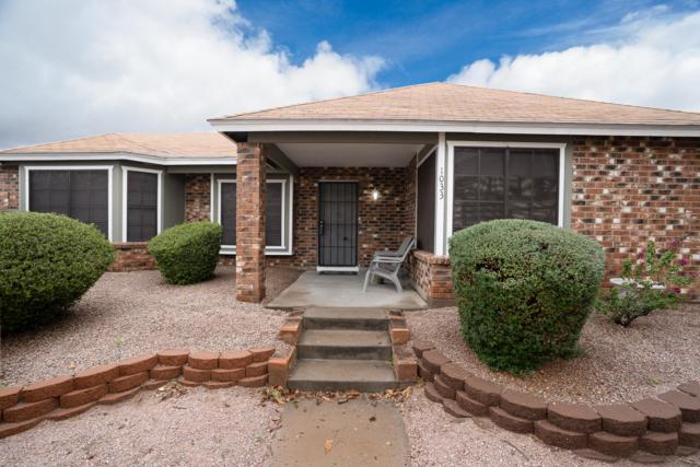 1055 N Recker Road #1033, Mesa, AZ 85205 (MLS #5887389) :: Homehelper Consultants